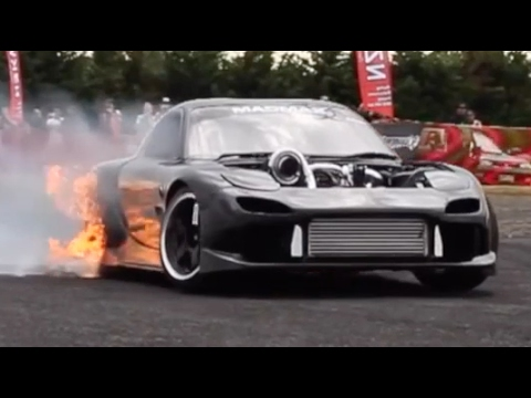 Top 10 CRAZY Rotary Sounds - BRAP BRAP BRAP