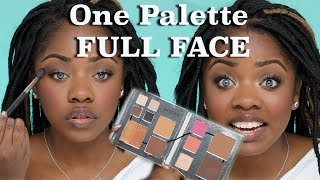 Full Face Using ONE Palette | Cydnee Black