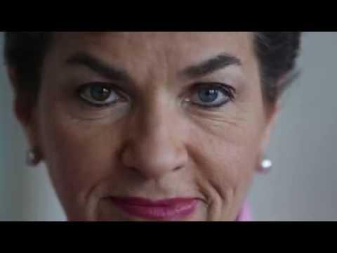 Christiana Figueres nominada para el puesto de  Secretaria General de las Naciones Unidas