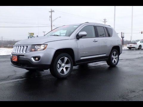 2016 jeep compass latitude high altitude edition 4x4 for sale dayton troy piqua sidney ohio. Black Bedroom Furniture Sets. Home Design Ideas