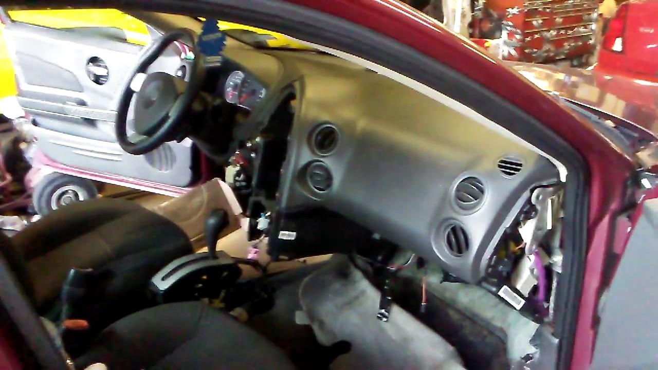 2004 Pontiac Grand Prix Heater Core Replacement Part 1