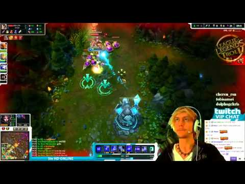 League Of Legends Troll Best Siv HD Game