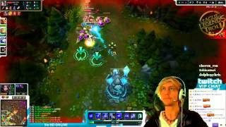 League Of Legends Troll Best Siv HD Game