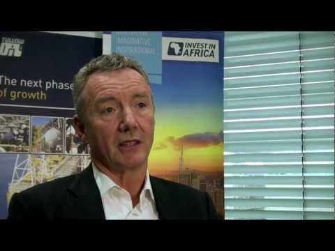 Aidan Heavey discusses Invest in Africa and Tullow's success