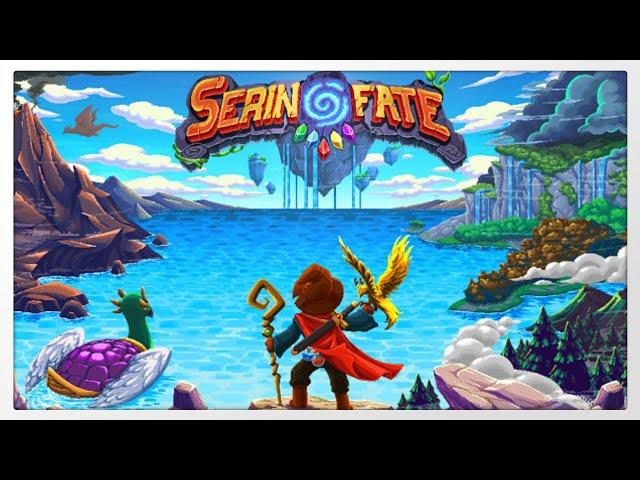 O começo de Serin Fate - Gameplay 1080p 60fps