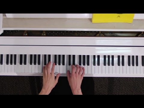 How To Place Your Fingers On A Piano Tips On Playing The Piano
