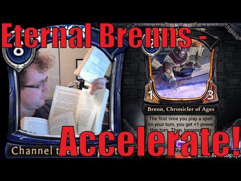 Eternal Brenn Brews - Accelerate!