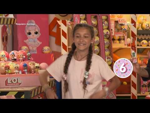 L.O.L SURPRISE! Confetti Challenge Gran Final | Temporada 1 Episodio 3 | Disney Channel