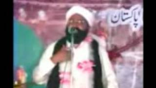 Allama siraj ud deen siddequee full bayan added by professor Nadeem from kallar syyedan