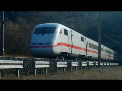 DB Fernfernverkehrzüge Flotte: ICE 1