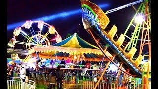 Pasar Malam SEKATEN Jogja Solo - CARNIVAL Kraton Yogyakarta [HD]