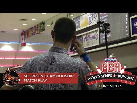 World Series Of Bowling IX Chronicles Part 10 - Scorpion Championship Match Play