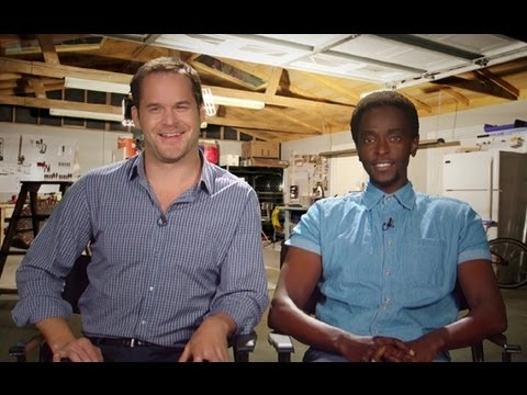 Kyle Bornheimer and Twilight's Edi Gathegi Reveal Why You Should Watch Family Tools!