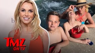Britney Spears is Drafting a New Will to Protect Her Kids | TMZ TV