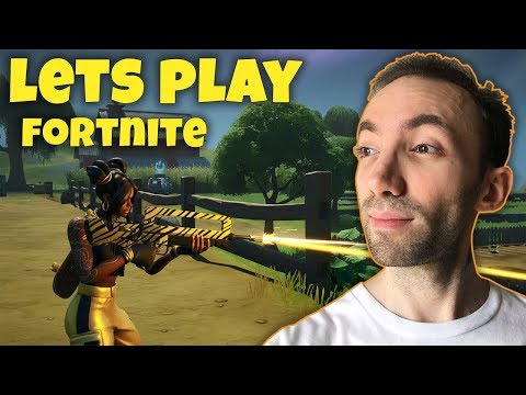 Lets Play Fortnite - بعد از چند وقت دوباره این اسکینو برداشتم