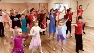 BBC Dance For Sport Relief