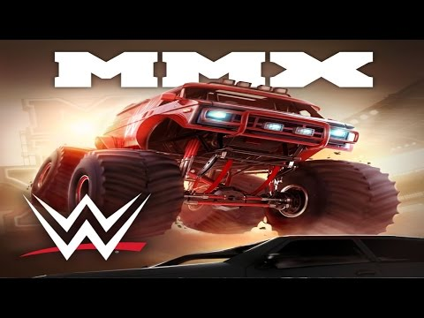 MMX Racing Featuring WWE (Hutch Games Ltd )- IOS/Android - HD Gameplay Trailer