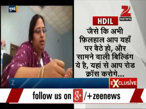 HDIL stands exposed at Zee Media's sting operation