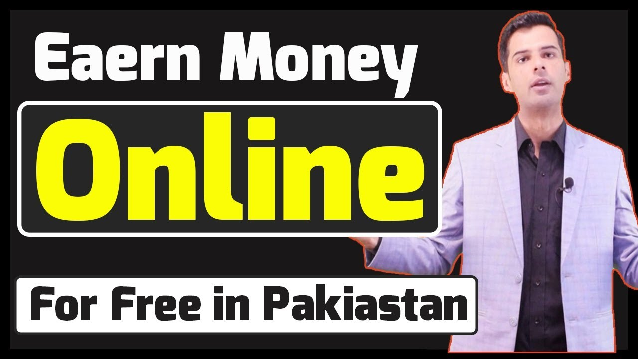 How To Earn Money Online in Pakistan From Freelancing