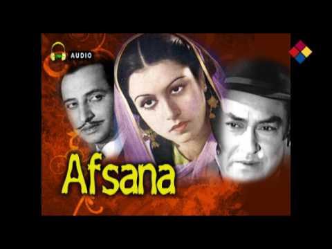 Duniya Ek Kahaani Re Bhaiya| Afsana 1951| Mohammed Rafi .