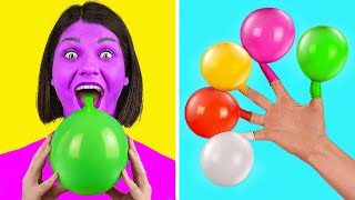 FUNNY AND USEFUL SCHOOL HACKS AND TRICKS! Back to School DIY Ideas by 123 GO! SCHOOL