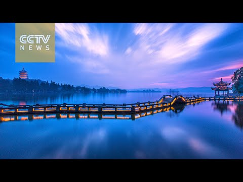 West Lake, the pearl of Hangzhou that brightens the city