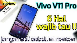 Download Video Vivo V11 Pro: 6 Hal WAJIB Tahu - Jangan Beli Sebelum Nonton !! MP3 3GP MP4