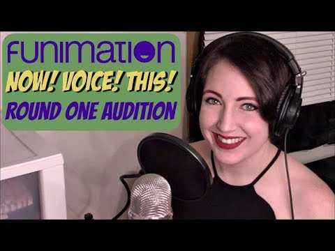 FUNIMATION: NOW! VOICE! THIS!【Round One】Ciel, Lust, & Duck!