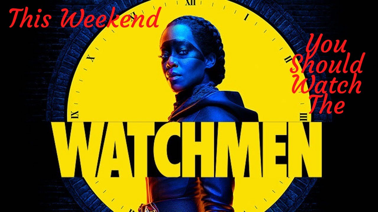 You Should Be Watching HBO's 'Watchmen' For Free This Weekend