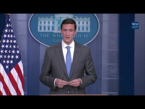 5/15/17: White House Press Briefing