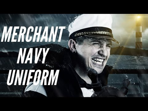 Merchant Navy Uniform #Merchantnavy #shipuniform