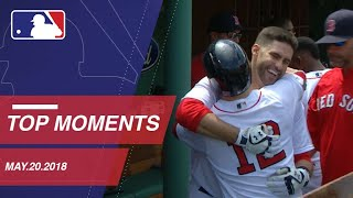 Top 10 Plays of the Day - May 20, 2018