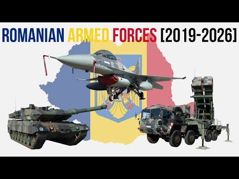 Romanian Armed Forces: Military Equipment & Modernization Programs [2020]