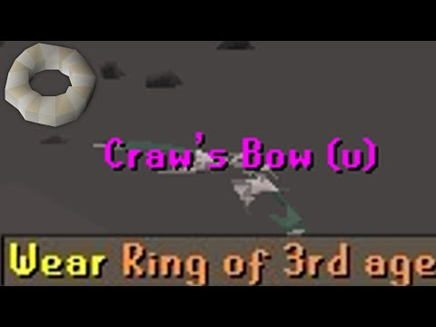 3rd Age Ring Skull Tricking at Revs (OSRS)