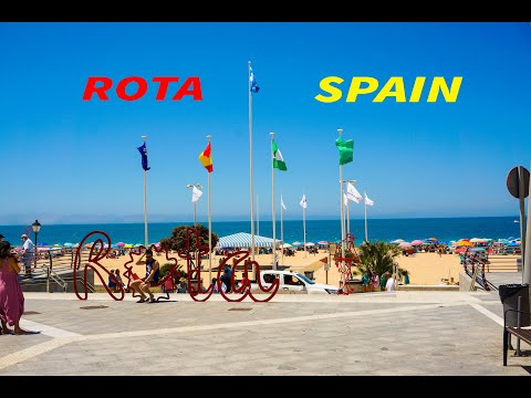 The Sunshine Town Of ROTA, SPAIN
