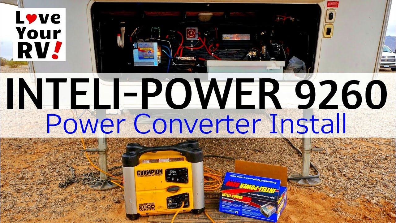 upgrading to an inteli power battery charger for boondocking [ 1280 x 720 Pixel ]