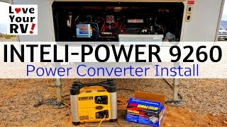 Upgrading to an INTELI-POWER Battery Charger for Boondocking