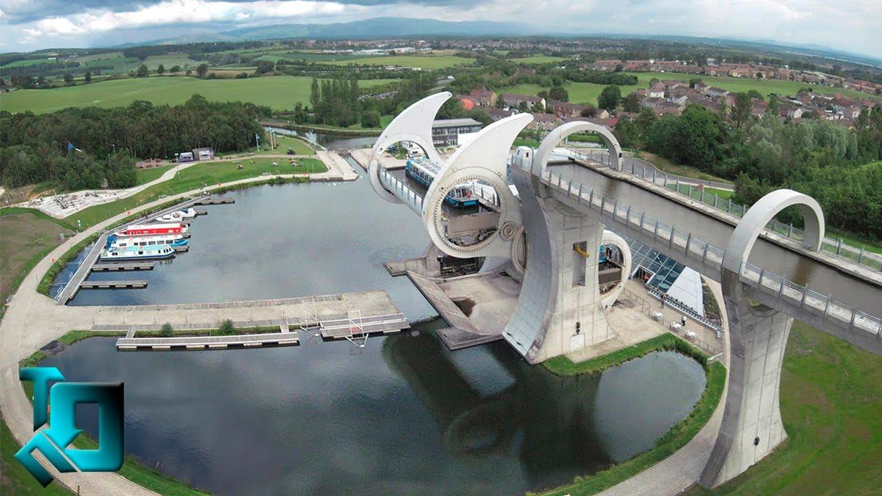 10 Мостов Трансформеров, в Существование Которых Сложно Поверить