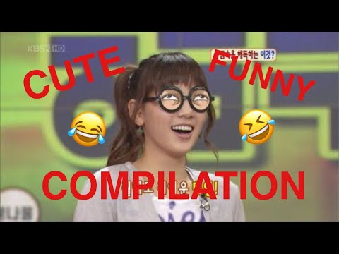 SNSD TAEYEON Cute And Funny Moments And Compilation