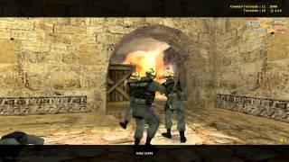 Сахар играет в Counter-Strike 1.6 Прикол. Школьник играет в кс