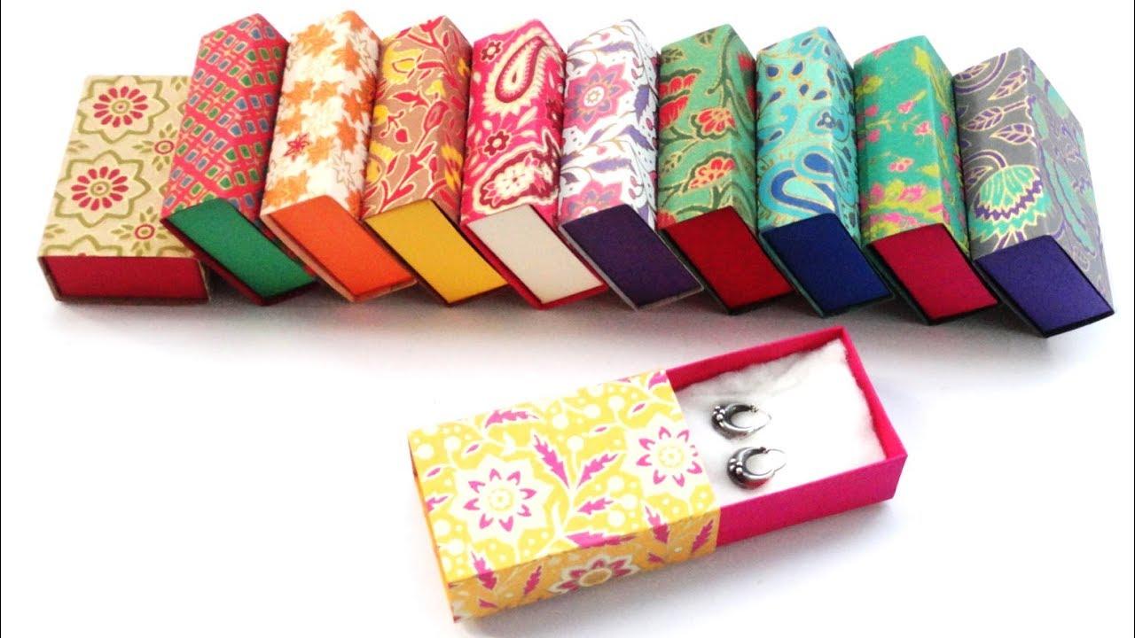 Genius Matchbox Craft Best From Waste Material Hand Creativity