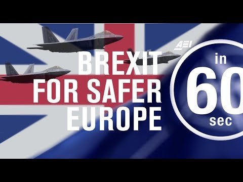 "Brexit: Why ""Vote Leave"" will make Europe safer 