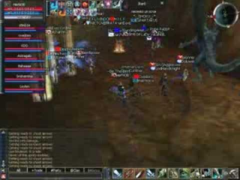 GangsTaz vs TheEmpire - Lineage 2 Elwyn C1