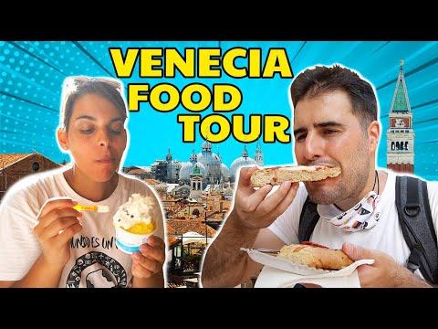 ITALIAN FOOD TOUR VENECIA