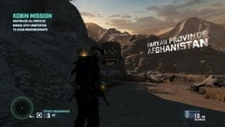 Splinter Cell Blacklist/Faryab Afghanistan Pt1