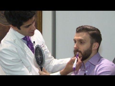 Beard Implants On The Rise Youtube