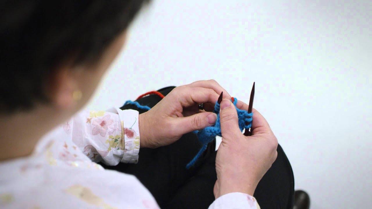 Hvordan strikke tommel