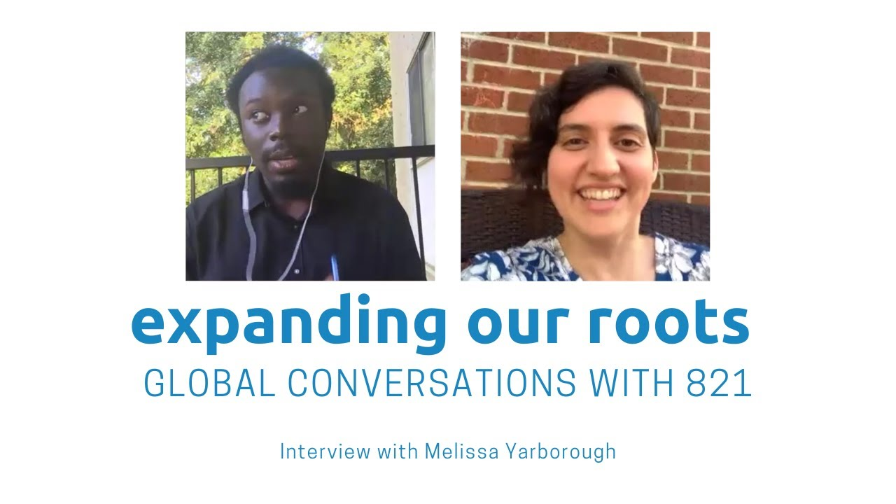 Expanding Our Roots: Melissa Yarborough