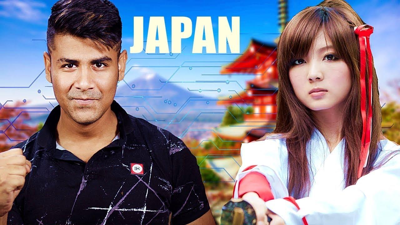 JAPAN में ROBOT करते है ये | Technology In Japan | How JAPAN USE TECHNOLOGY?