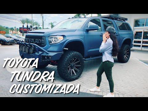 Toyota TUNDRA Customizada DEVOLRO 5.7 V8
